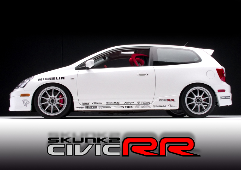 honda civic type r ep3 mugen. Skunk2 Honda Civic EP3 For