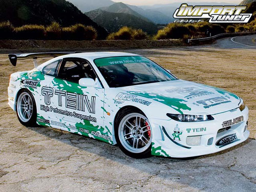 TEIN RB26 Powered S15 for Sale | MotorworldHype