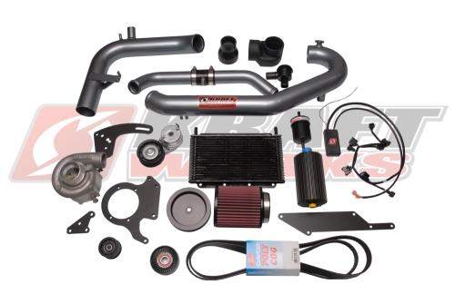 Kraftwerks Honda Fit Supercharger Kit  MotorworldHype