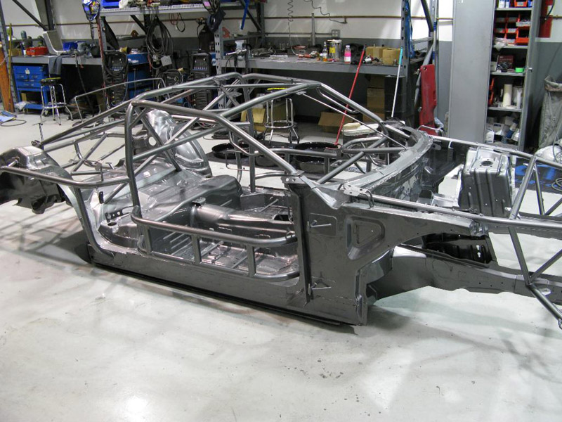 Tube Frame Race Car