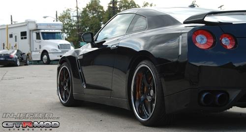 Nissan GT-R JDM Clear Rear Lamps | MotorworldHype