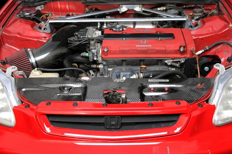 Carbon Fiber Radiator Cooling Plate Motorworldhype