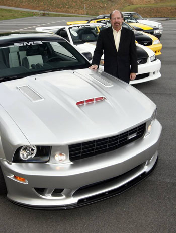 Mustang  on Didn T Go Away Recently He Launched His New Venture Sms Supercars