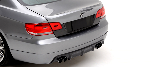 Bmw 3 Series Carbon Fiber. carbon fiber trunk, E92 3