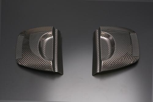 "Mines 350Z ""Dragless"" Carbon Door Handle Surround | MotorworldHype"