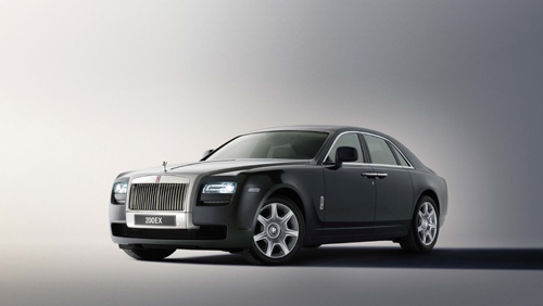 2006 Rolls Royce 101ex Concept. Rolls Royce dropped their new