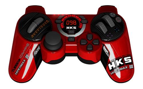 HKS Racing Controller PS3