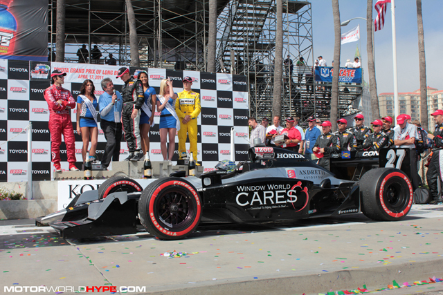 The Third And Final Day Of Toyota Grand Prix Long Beach Is My Personal Favorite