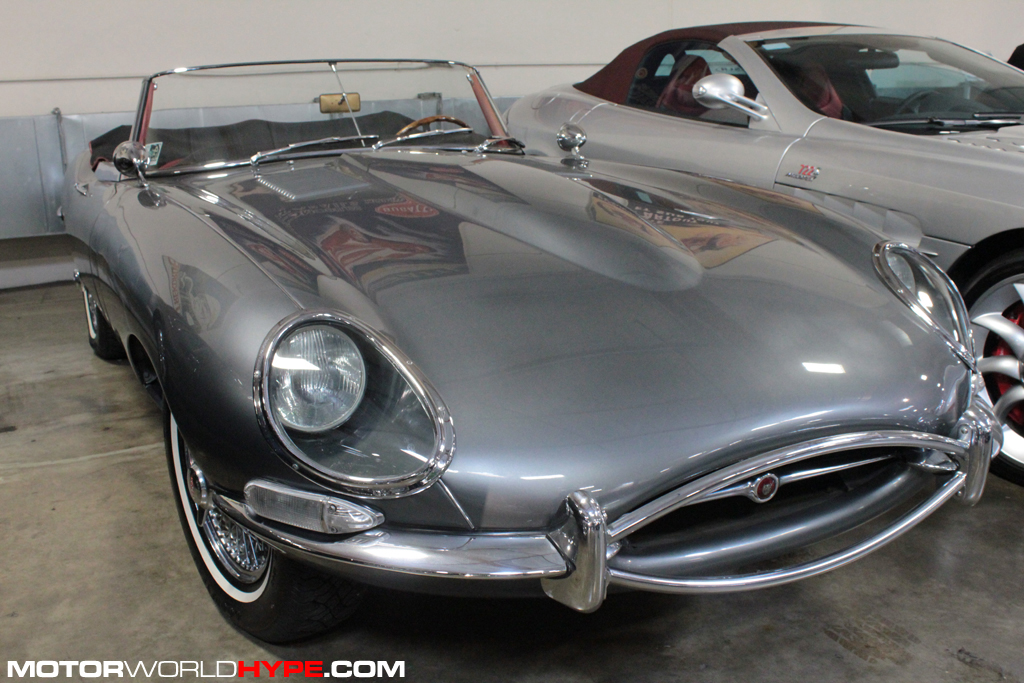 Hype Location: Crevier Classic Cars In Costa Mesa, CA | MotorworldHype