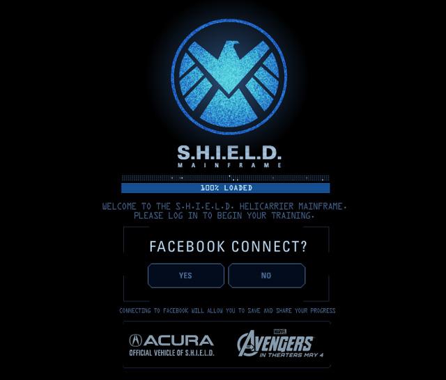 Avengers Shield Logo Wallpaper