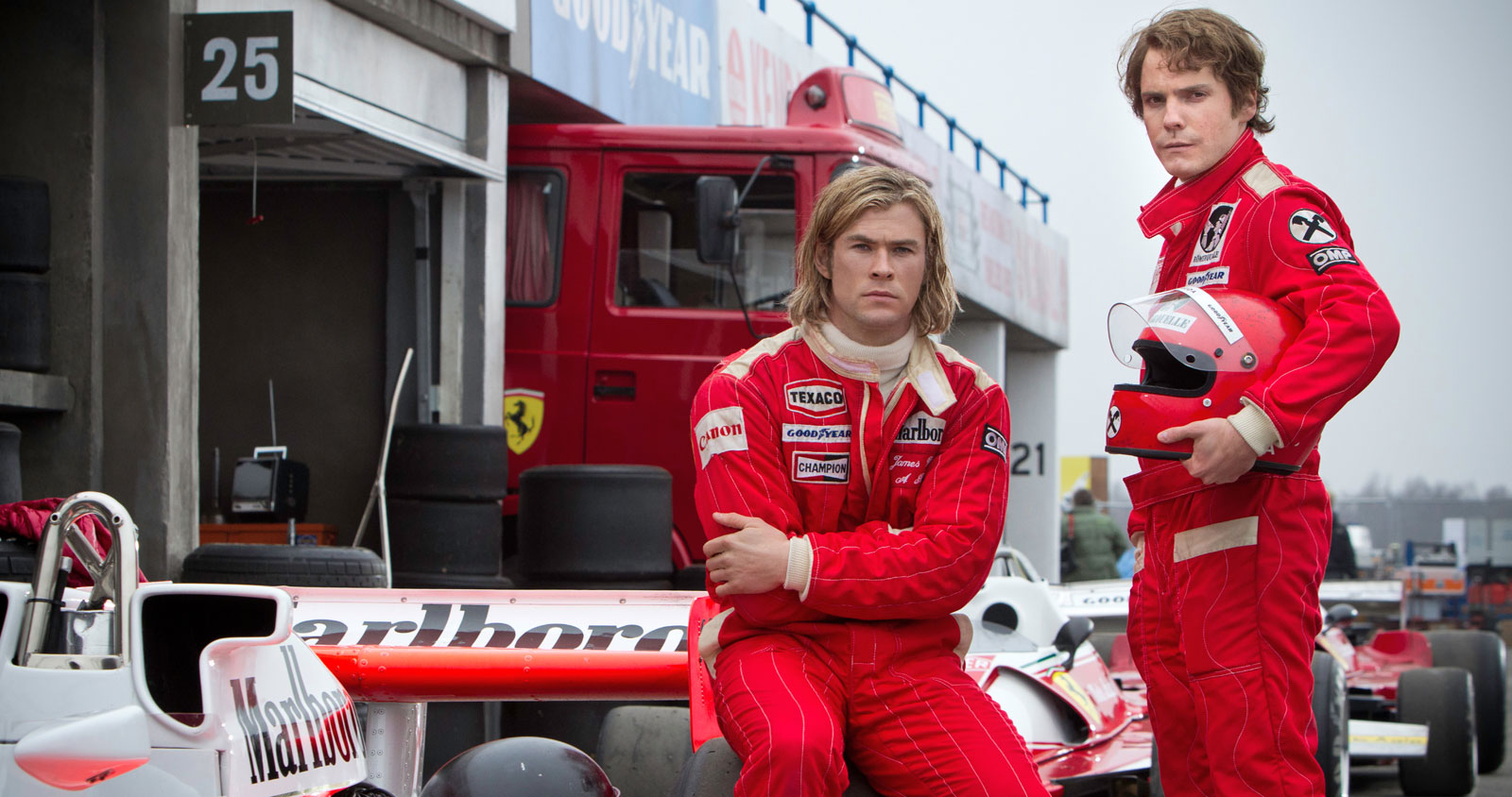 Ron Howard Found The Answer Make Movie About People Who Race Rather Than Just Racing Itself Car Drivers Have Always Been Something Of A