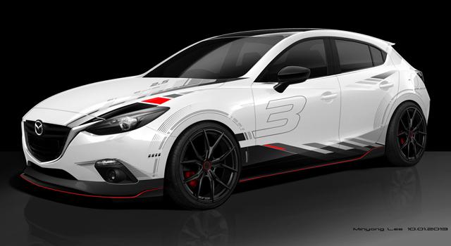 Mazda 3 SEMA Concept_small
