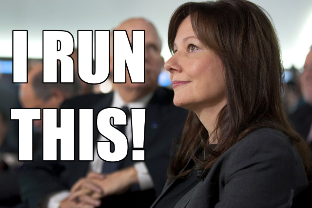 GMMaryBarra_CEO_Meme hype news mary barra becomes first woman to be ceo of general