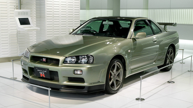 Nissan_R34_GTR