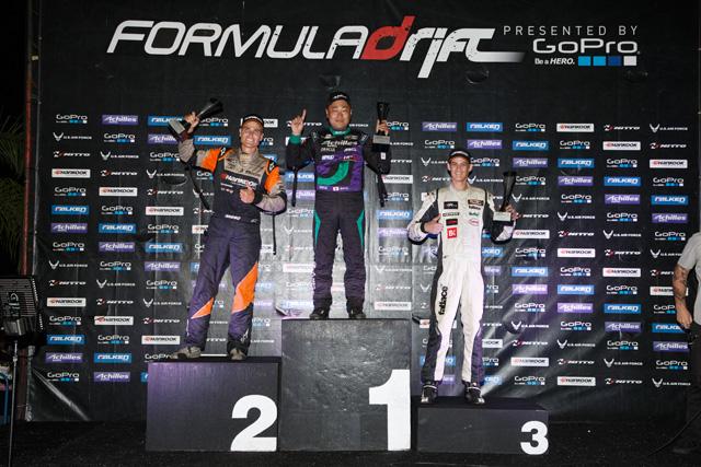 FormulaDrift2014_Irwindale_Podium