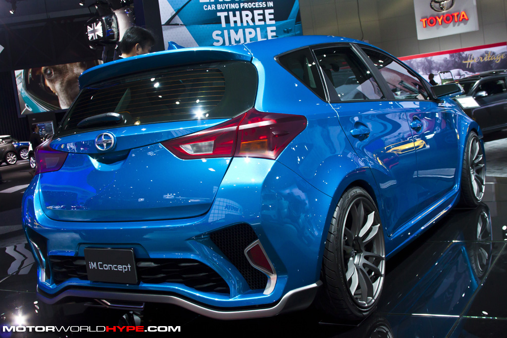 Hype News Scion Im Going To Production As Well As New Unnamed
