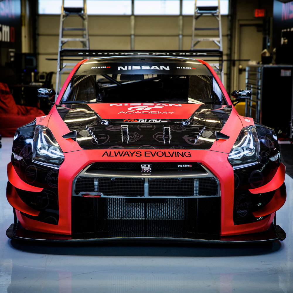 Racing Hype Always Evolving Racing Team Bringing Two Nissan Gt R