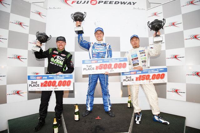 FormulaDrift2015_Japan_Podium_small