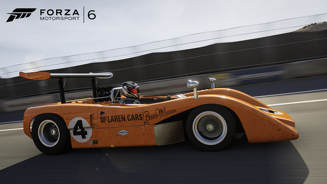 Gaming Hype: Two Vintage McLaren Race Cars Coming To Forza ...
