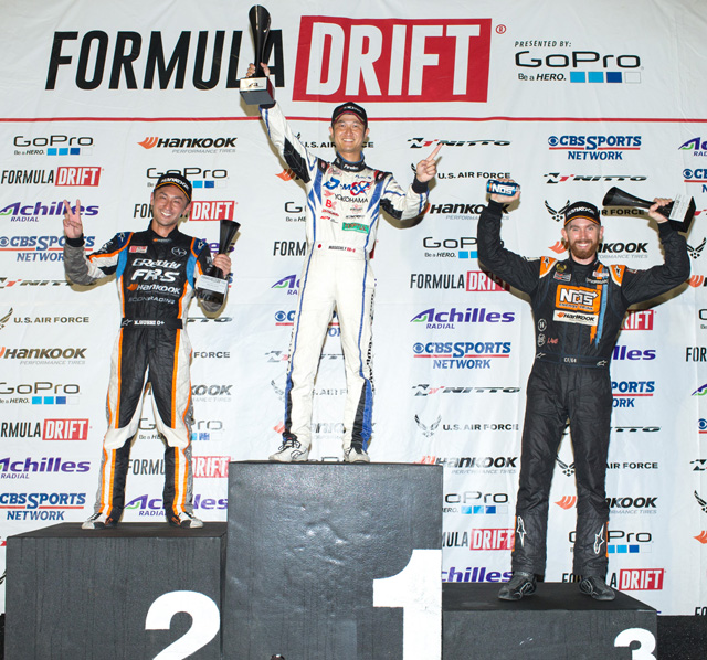 FormulaDrift2015_Texas_Podium_small