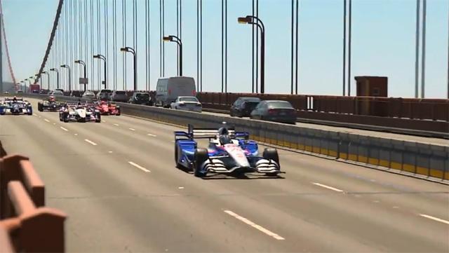 IndyCars_GoldenGateBridgeVideo
