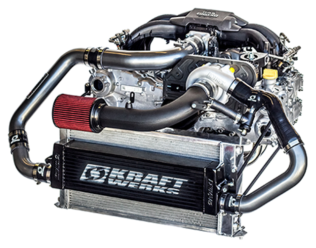 Kraftwekrs Brz Frs Supercharger Kit