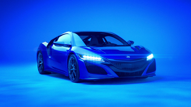 Acura Super Bowl Commercial Screen Shot 2