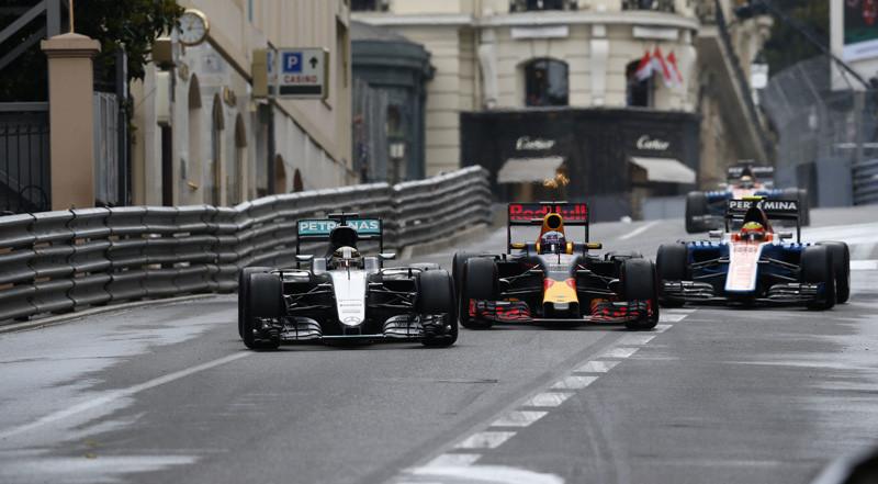 Großer Preis von Monaco 2016, Sonntag
