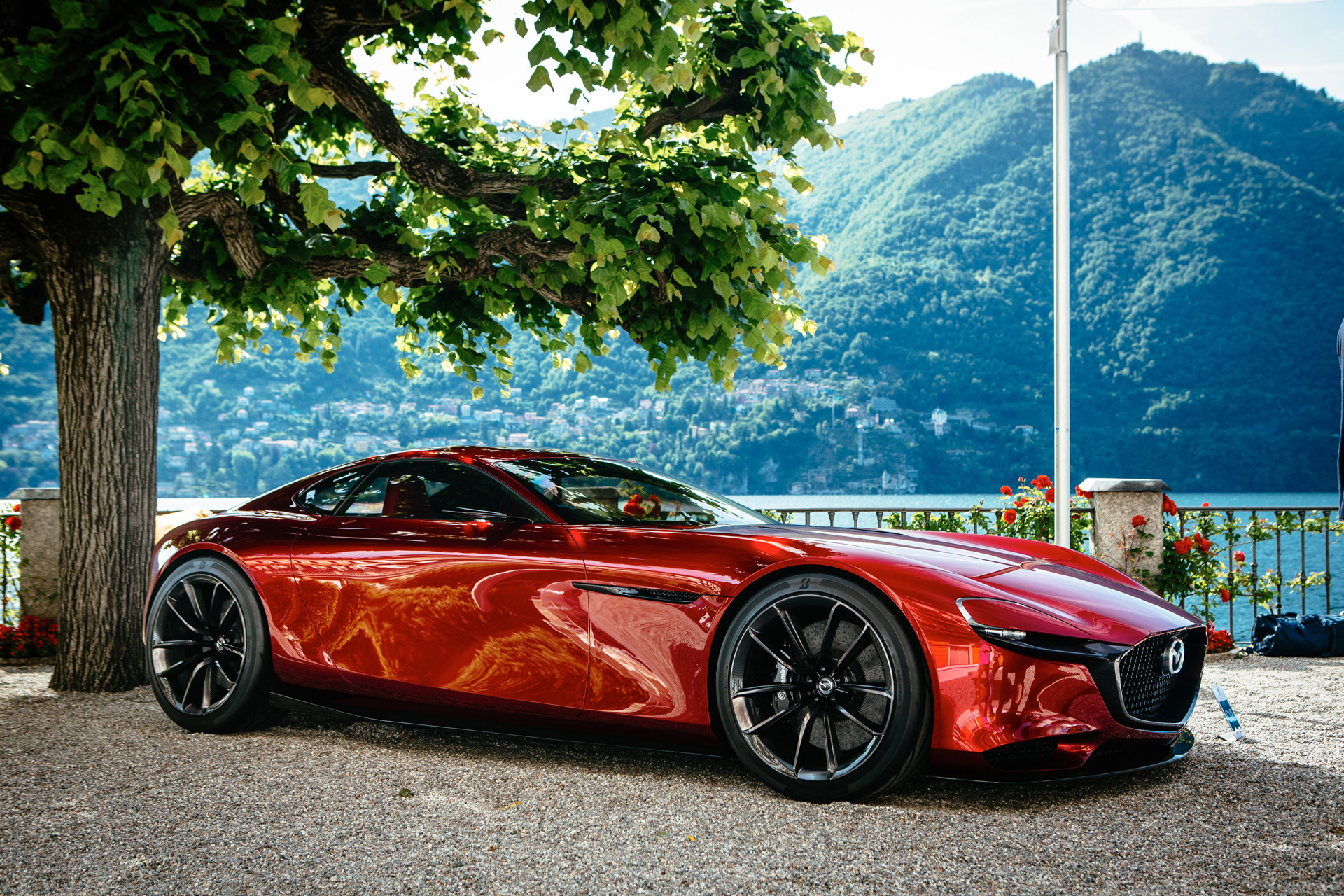 Hype Here Are Three Beautiful Mazda Rx Vision Concept Wallpapers
