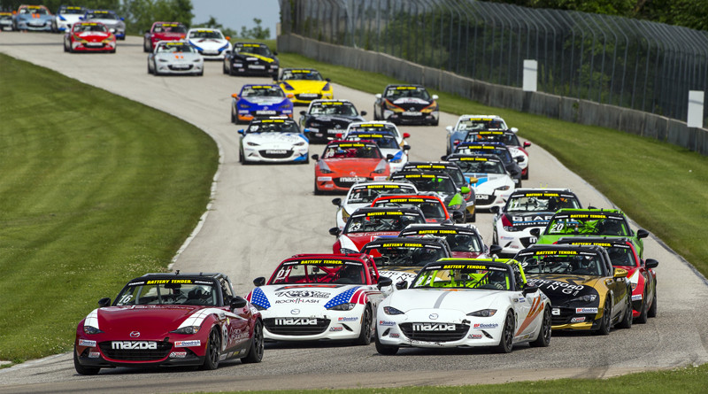 Road America Global MX-5 Cup