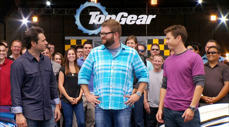 Hype News: Top Gear USA Ending On History Channel | MotorworldHype