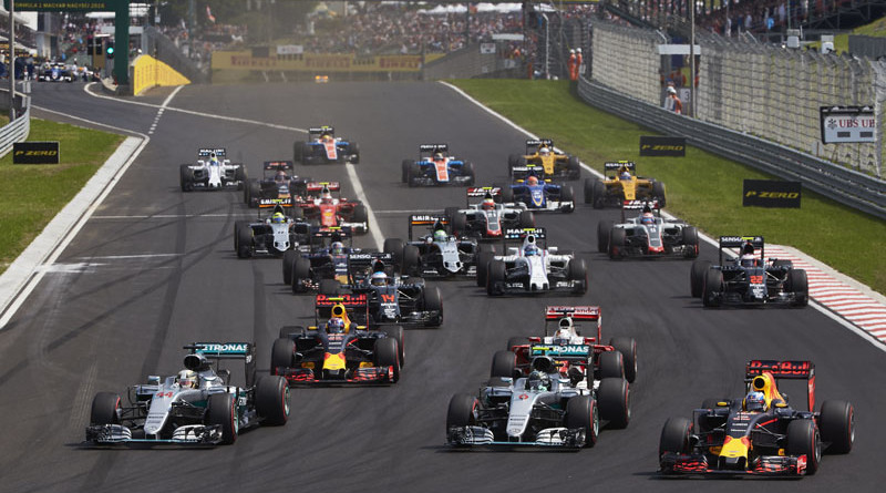 Formel 1 - MERCEDES AMG PETRONAS, Großer Preis von Ungarn 2016. Lewis Hamilton, Nico Rosberg ;  Formula One - MERCEDES AMG PETRONAS, Hungarian GP 2016. Lewis Hamilton, Nico Rosberg;