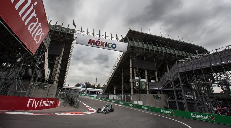2016 Mexican Grand Prix, Saturday