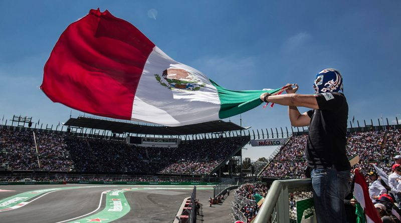 2016 Mexican Grand Prix, Sunday