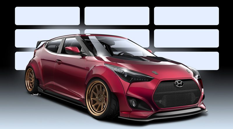 HYUNDAI AND GURNADE INC. LINK UP TO CREATE RACE-READY VELOSTER C