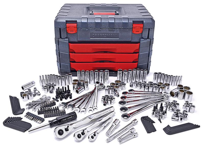 craftsman_254piece_mechanicstoolset