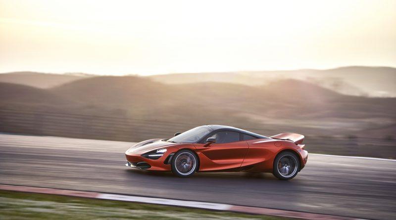 McLaren at Geneva Motor Show 2017