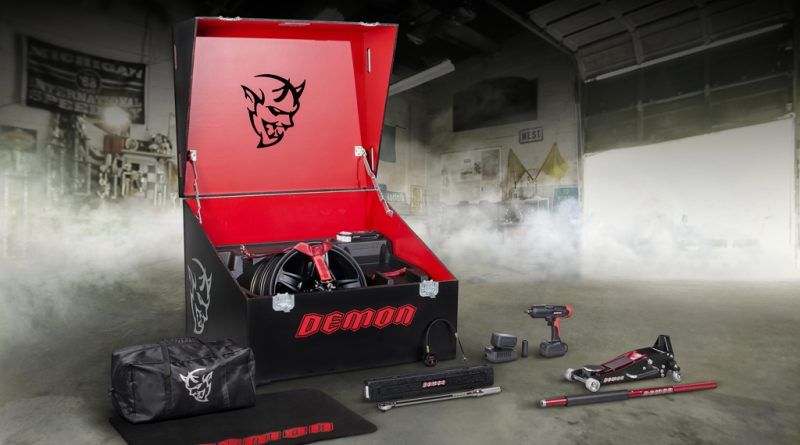 The Demon Crate delivers what customers need to take the 2018 Do