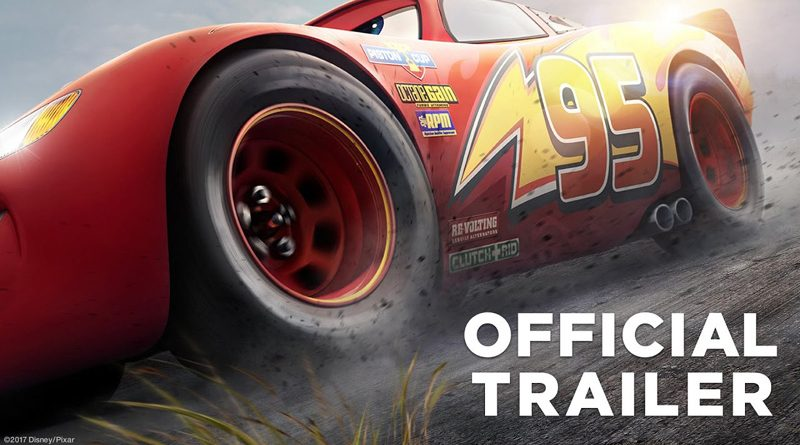 Disney Pixar Cars 3 Official US Trailer