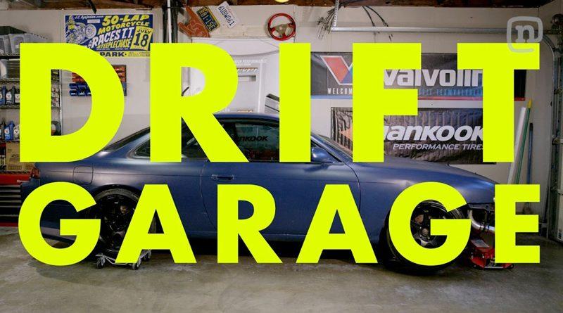 Chris Forsberg Ryan Tuerck Drift Garage