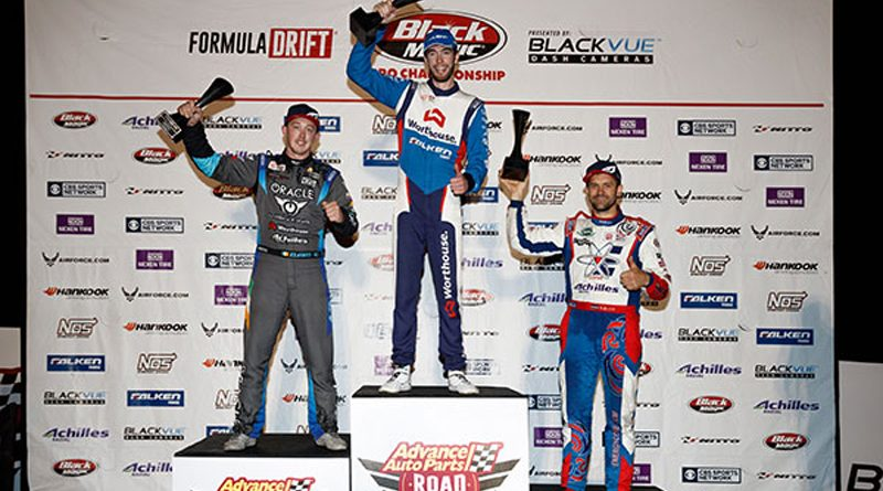 FormulaDrift_Atlanta_Podium