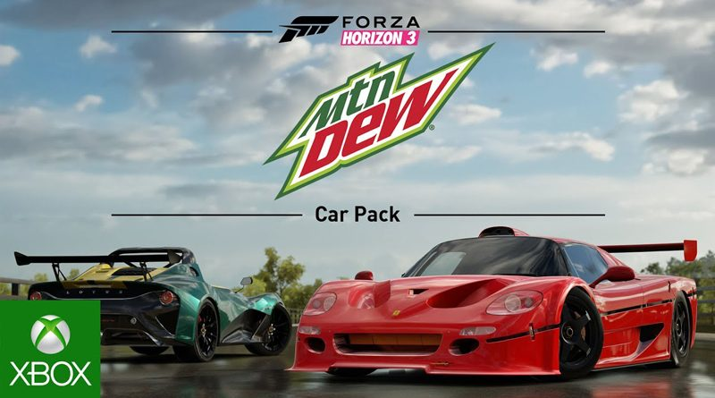 ForzaHorizon3_MountainDew_CarPack