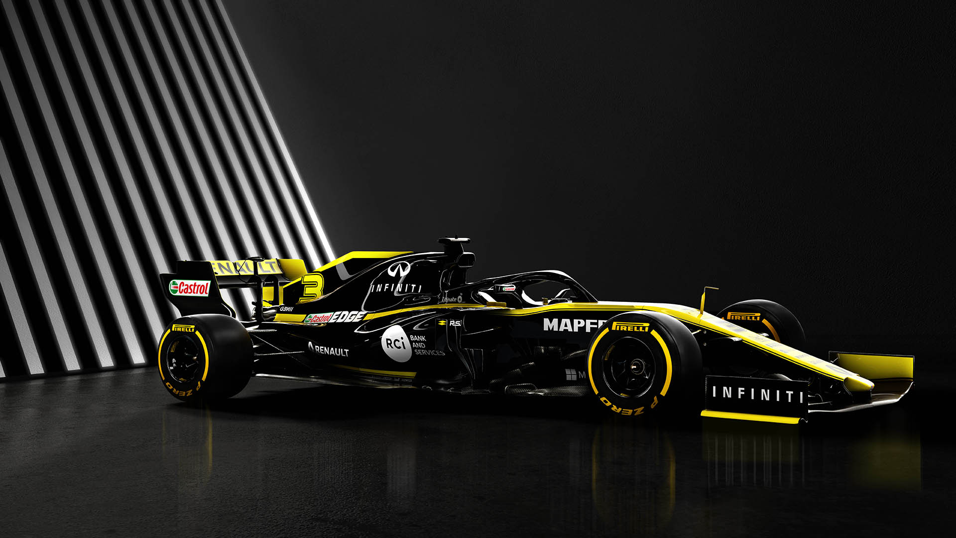 f1 renault sport f1 pulls cover on their r video. Black Bedroom Furniture Sets. Home Design Ideas