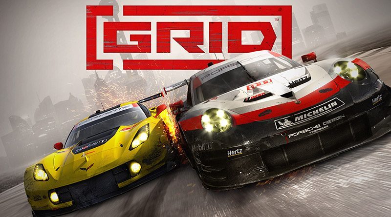 GRID 2019 announced for Xbox One, PlayStation 4, and PC