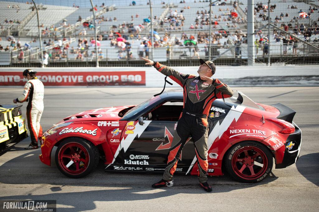 Formula Drift 2020 St Louis Round 2