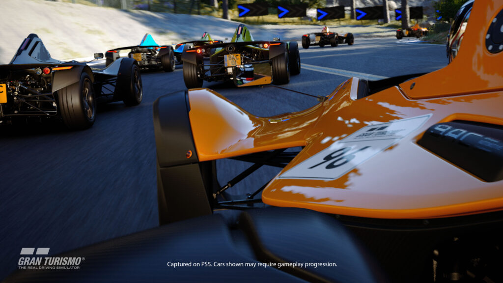 Gran Turismo 7 BAC Mono screenshot