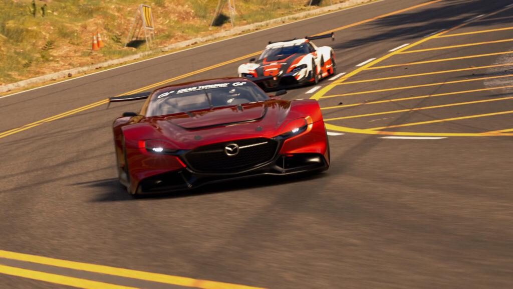 Gran Turismo 7 Mazda RX Vision screenshot