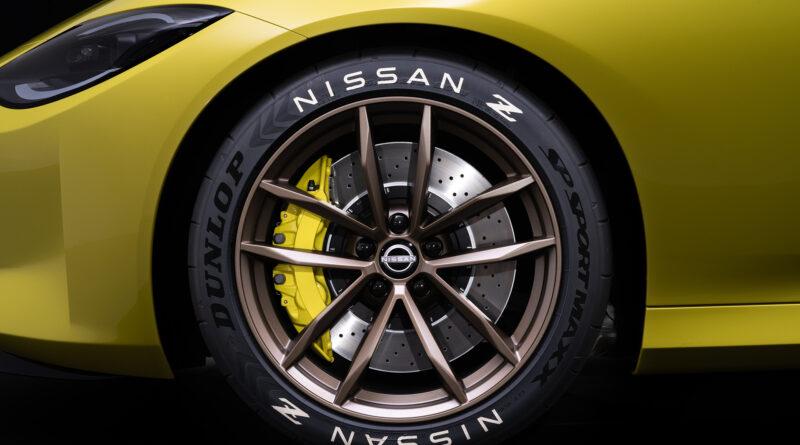 Nissan Z Proto wheel