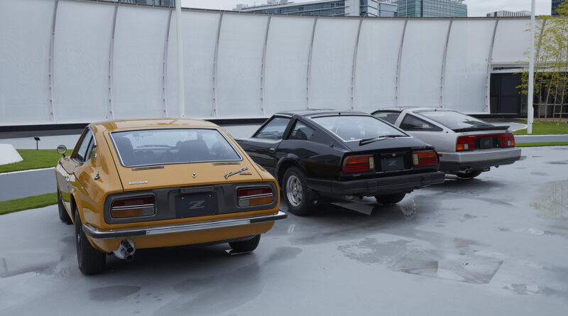Z car generations