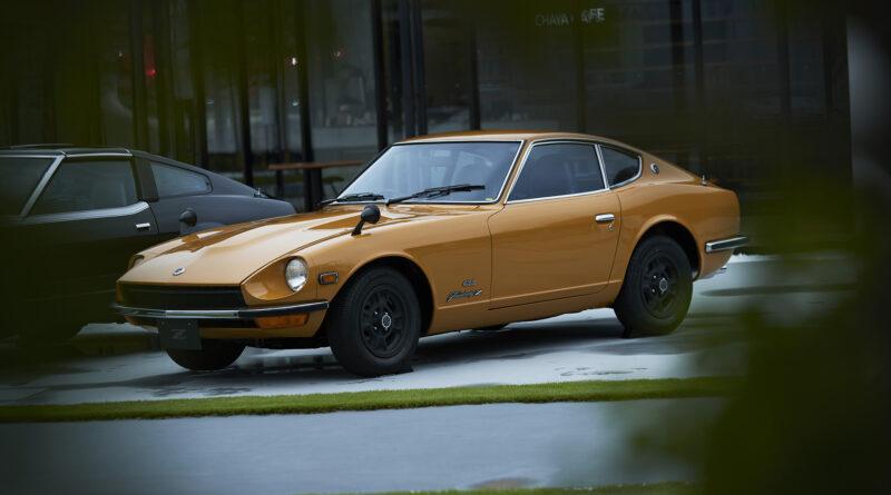 Nissan Z Proto reveal 240Z